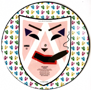 "Art Of Noise (The) - Edited (12"") (Picture Disc) (EX/EX+)"